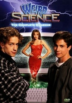 Чудеса науки — Weird Science (1994-1998) 1,2,3,4,5 сезоны