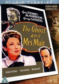 Призрак и миссис Мьюр — The ghost and Mrs. Muir (1947)