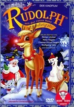 Олененок Рудольф — Rudolph the Red-Nosed Reindeer: The Movie (1998)