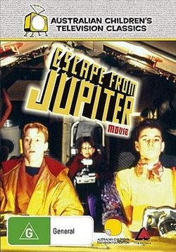 Бегство с Юпитера — Escape from Jupiter (1994)