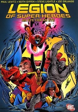 Легион Супергероев — Legion of Super Heroes (2006-2007) 2 сезона