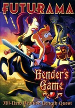 Футурама: Игра Бендера — Futurama: Bender's Game (2008)