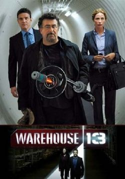 Хранилище 13 (Ангар 13) — Warehouse 13 (2009-2014) 1,2,3,4,5 сезоны
