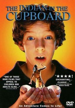 Индеец в шкафу — The Indian in the Cupboard (1995)