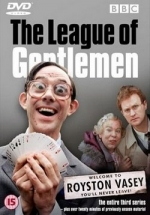 Лига джентльменов — The League of Gentlemen (1999-2017) 1,2,3,4 сезоны