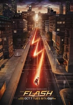 Флэш (Вcпышка) — The Flash (2014-2018) 1,2,3,4 сезоны
